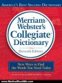 Medical Book Review: Merriam-Webster's Collegiate Dictionary, 11th Edition by Merriam-Webster