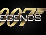 007 LEGENDS Opening Credits (UK)