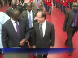 Dakar: Hollande proclame la fin de la Françafrique
