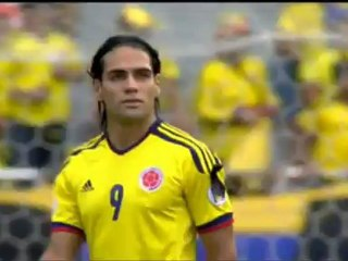 No faltering from Falcao