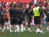 Qualif CdM - Rooney fier d'être capitaine