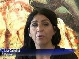 Exposition à Londres de la peintre espagnole Lita Cabellut