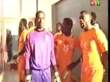 Direct Sénégal Cameroun: les salamalecs entre Lions et Éléphants dans les vestiaires