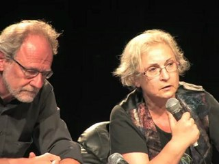 Meeting européen unitaire: Sylviane Dahan