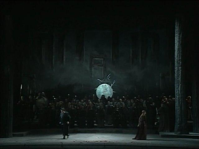 Bellini-Norma ''Qual cor tradisti '' Most popular triple + choral  by soprano xxAtlantianknightxx