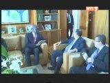 En visite au Maroc, le ministre de l'intérieur Ahmed Bakayoko a rencontré le ministre délégué auprès du ministre des affaires étrangères et de la cooéperation