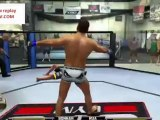 ###UFC 153 Anderson Silva vs Stephan Bonnar Predictions (UFC Undisputed 2010 Gameplay_Commentary)536