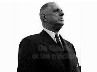 De Gaulle et les médias