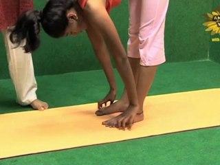 Yoga for Beginners: Standing Forward Bend