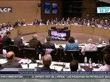 Table ronde commune de la commission des affaires économiques et de la commission du développement durable