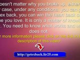how to get ex girlfriend back - how to get back with your ex girlfriend