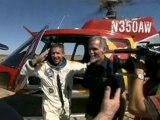 Space jump: Felix Baumgartner describes his skydive