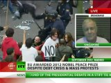 Jim Rogers: Nobel Farce Prize won't save EU from pain, cuts & riots