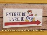 Bêtes d'Yvelines sur l'arche des petites bêtes de Thoiry