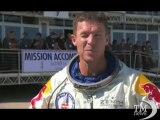 A un passo dallo spazio, Baumgartner: avevo le lacrime agli occhi. Il paracadutista austriaco commenta il suo volo da record