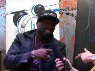 50 Cent - SMS Audio c'est du LOURD c'est du BON - avec Skeuds