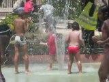 Jeux d'eau douce