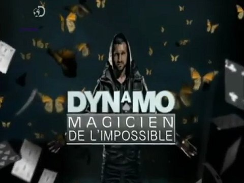 Magicien de l'impossible[Dynamo] S02E01