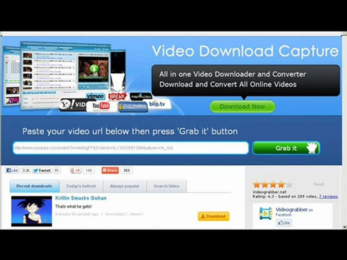 Easy Way To Download Youtube Video