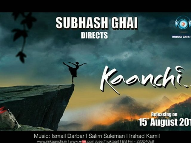 Kaanchi Motion Poster