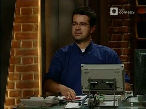 Die Harald Schmidt Show vom 25.09.2001