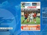 Foot Mercato - La revue de presse - 16 octobre 2012