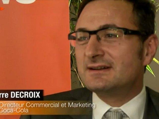 IFM Web Tv – Interview de Pierre DECROIX – Directeur Commercial et Marketing – COCA-COLA