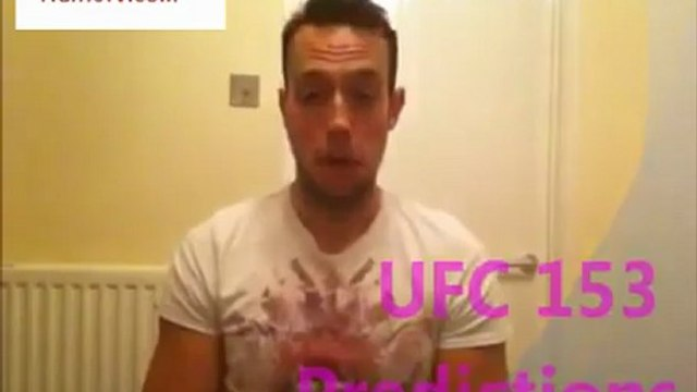 UFC 153 Anderson Silva vs Stephan Bonnar Full Fight card Predictions - Curtis High-1861