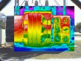 FLIR T440bx Transformer Blended Picture in Picture Infrared Thermpgraphy