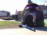 Skate for Life - Skate video - Cool Shoe Tricks & Chicks