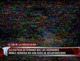 HERRERA NOBLE HERMANOS NO SON HIJOS DE DESAPARECIDOS