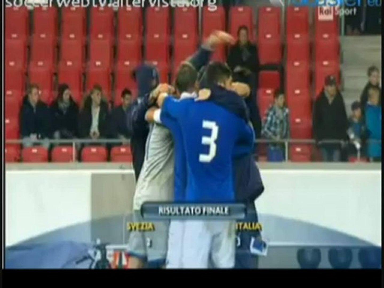 Euro Under 21 Sweden vs. Italy