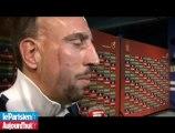 Espagne-France. Ribéry : «Un résultat complètement mérité»
