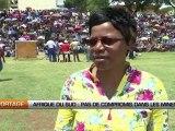 Afrique du Sud: Pas de compromis dans les mines