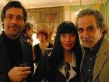 El fotógrafo Alberto García Alix, caballero de la Orden de las Artes y las Letras - Residencia de Francia - Madrid - 12.10.2012
