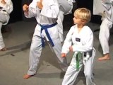 Canal32 - Le Mag Sports - Taekwondo - ASPTT Troyes (24/09/12)