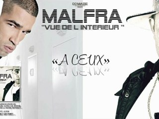 "MALFRA Feat DEMON ONE ""A CEUX"" - ALBUM VUE DE L'INTERIEUR"