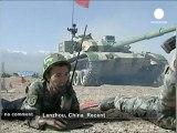 Exercices militaires de l'armée chinoise - no comment