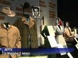 Les costumes de grands classiques d'Hollywood exposés à Londres