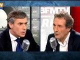 """Jérôme Cahuzac se défend de tout """"amateurisme"""""""