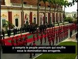 Chavez et Ahmadinejad, AFP en délit de mensonges et manipulations