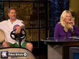 Will Ferrell Crashes Set of 'Chelsea Lately' in Golf Cart
