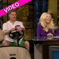 "WATCH NOW: Will Ferrell Crashes ""Chelsea Lately"" in Golf Cart"