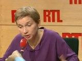 """Laurence Parisot, présidente du Medef : """"Le dialogue avec le gouvernement n'a jamais cessé"""""""