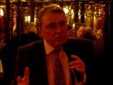 Conclusions J. Nikonoff & L. Ponsolle au dîner-débat organisé par l'Académie du Gaullisme le 16 octobre 2012