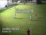 Séance d'entraînement de la génération 98 du pôle espoirs grand est - Partie 2
