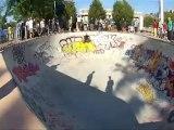 Let's talk about skateboard - 100% skate session in La Muete