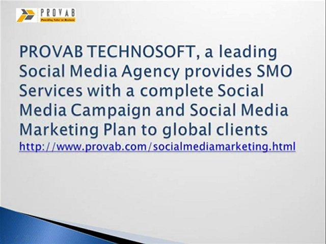 Social Media Agency, SMO Services, Social Media Campaign, Social Media Marketing Plan