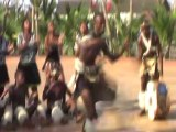 Durban, Afrique du Sud, musique et danses des Zoulous