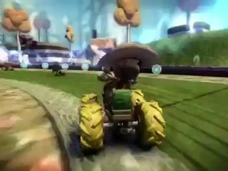 Story Trailer de LittleBigPlanet Karting